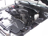 Picture of 2013 GMC Sierra 1500 SLE Crew Cab 4WD, engine