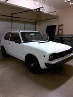 Picture of 1977 Honda Civic Hatchback, exterior