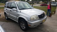 Picture of 2002 Suzuki Grand Vitara JLX 4WD, exterior
