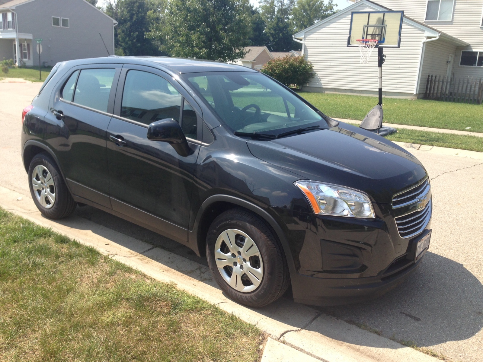Picture of 2015 Chevrolet Trax LS