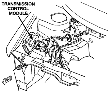 Discussion T3983 ds688452 on ford automatic transmission
