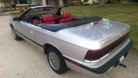 Picture of 1992 Chrysler Le Baron Base Convertible, exterior