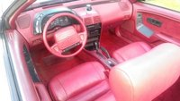 Picture of 1992 Chrysler Le Baron Base Convertible, interior, gallery_worthy