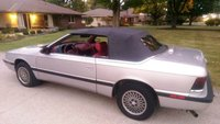 1992 Chrysler Le Baron Overview
