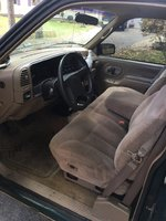 Picture of 1995 GMC Sierra 2500 2 Dr C2500 SLE Standard Cab LB, interior
