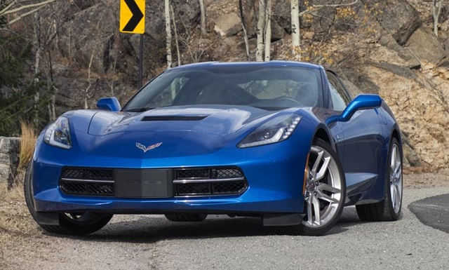 Foto de un 2016 Chevrolet Corvette Stingray Z51 2LT Coupe RWD