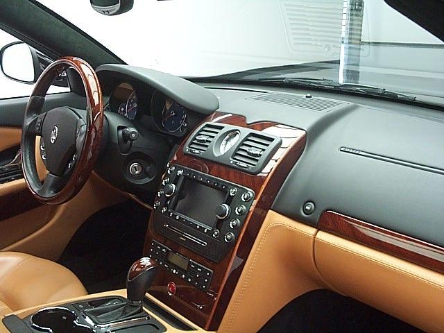 Picture of 2010 Maserati Quattroporte S, interior, gallery_worthy