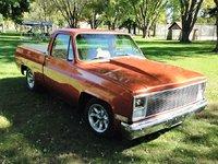 1983 Chevrolet C/K 10 Overview