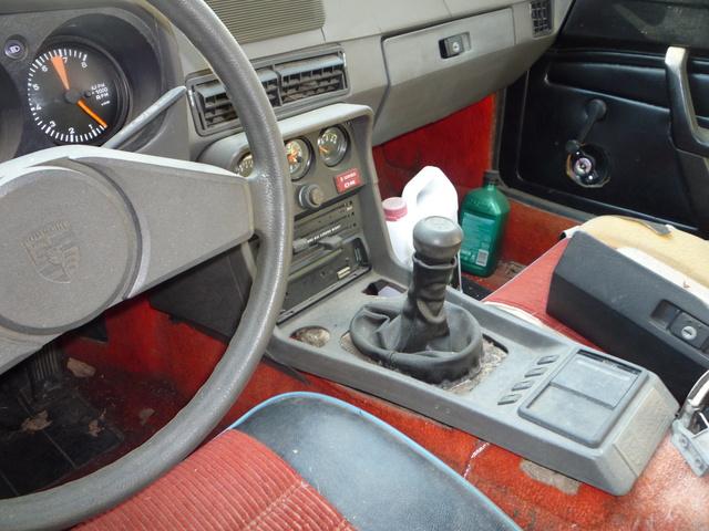 1977 porsche 924 interior pictures cargurus for Interieur 928