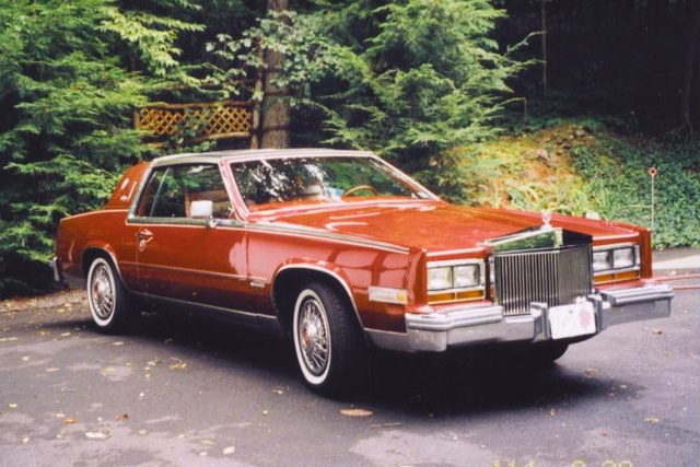 Picture of 1981 Cadillac Eldorado