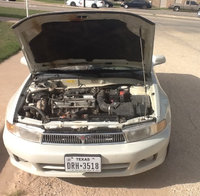 Picture of 2000 Mitsubishi Galant ES, engine