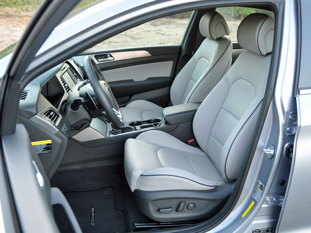 Sensational 2016 Hyundai Sonata Overview Cargurus Pdpeps Interior Chair Design Pdpepsorg