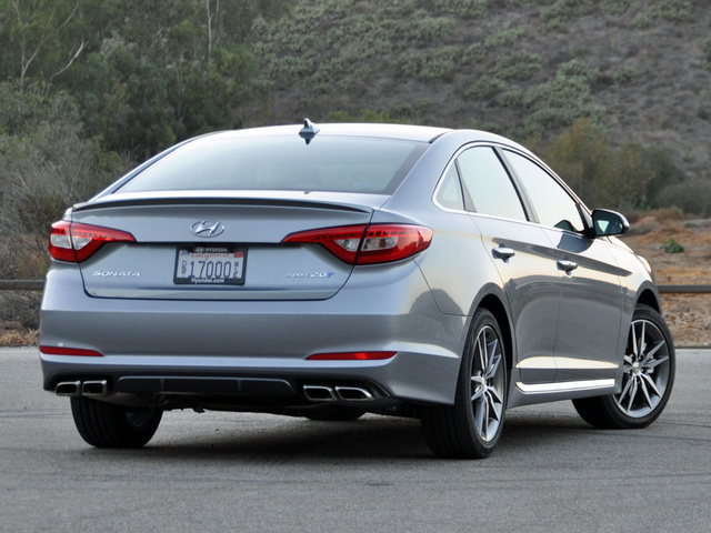 2016 hyundai sonata test drive review cargurus. Black Bedroom Furniture Sets. Home Design Ideas