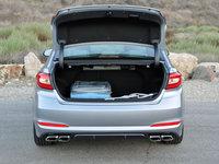 2016 Hyundai Sonata 2.0T Sport FWD, 2016 Hyundai Sonata Sport 2.0T Trunk, interior, gallery_worthy