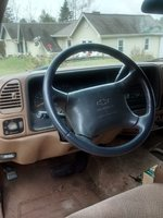 Picture of 1995 Chevrolet Suburban C1500, interior