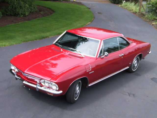 1966 Chevrolet Corvair - Overview