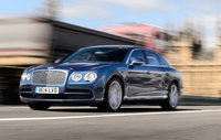 2016 Bentley Flying Spur, Front-quarter view., exterior, manufacturer, gallery_worthy