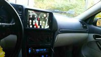 2003 Saab 9-3 Linear, new radio with tablet installed, interior