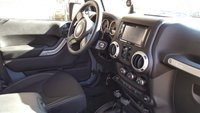 Picture of 2015 Jeep Wrangler Unlimited Rubicon 4WD, interior, gallery_worthy