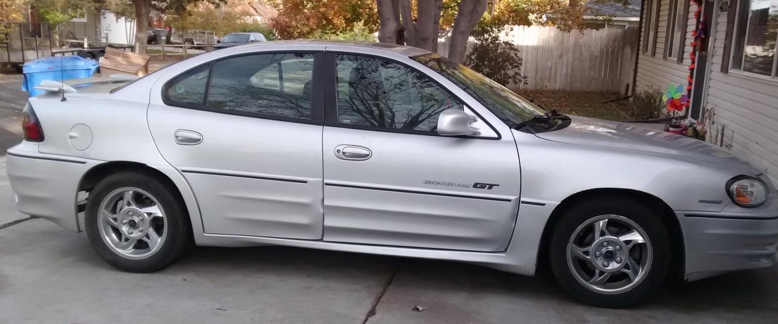 Pontiac Grand Am Questions - GAS SMELL WHEN I START MY CAR - CarGurus