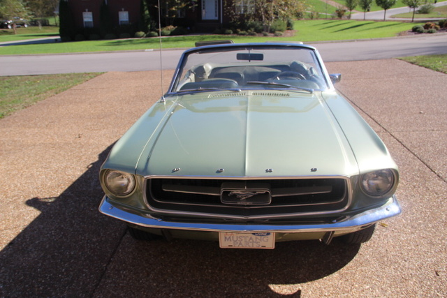 picture of 1967 ford mustang convertible exterior gallery_worthy