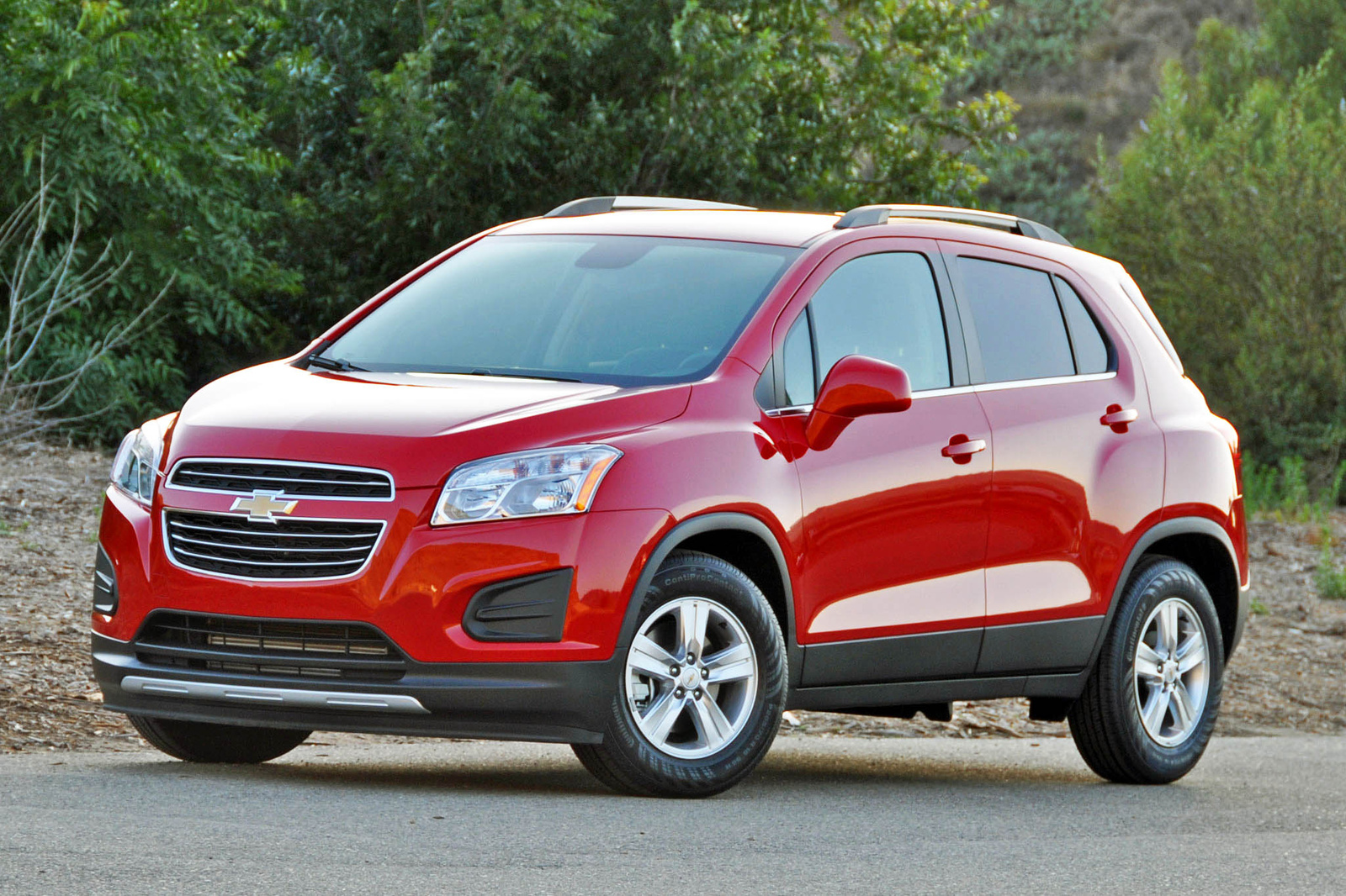 Picture of 2015 Chevrolet Trax LS AWD