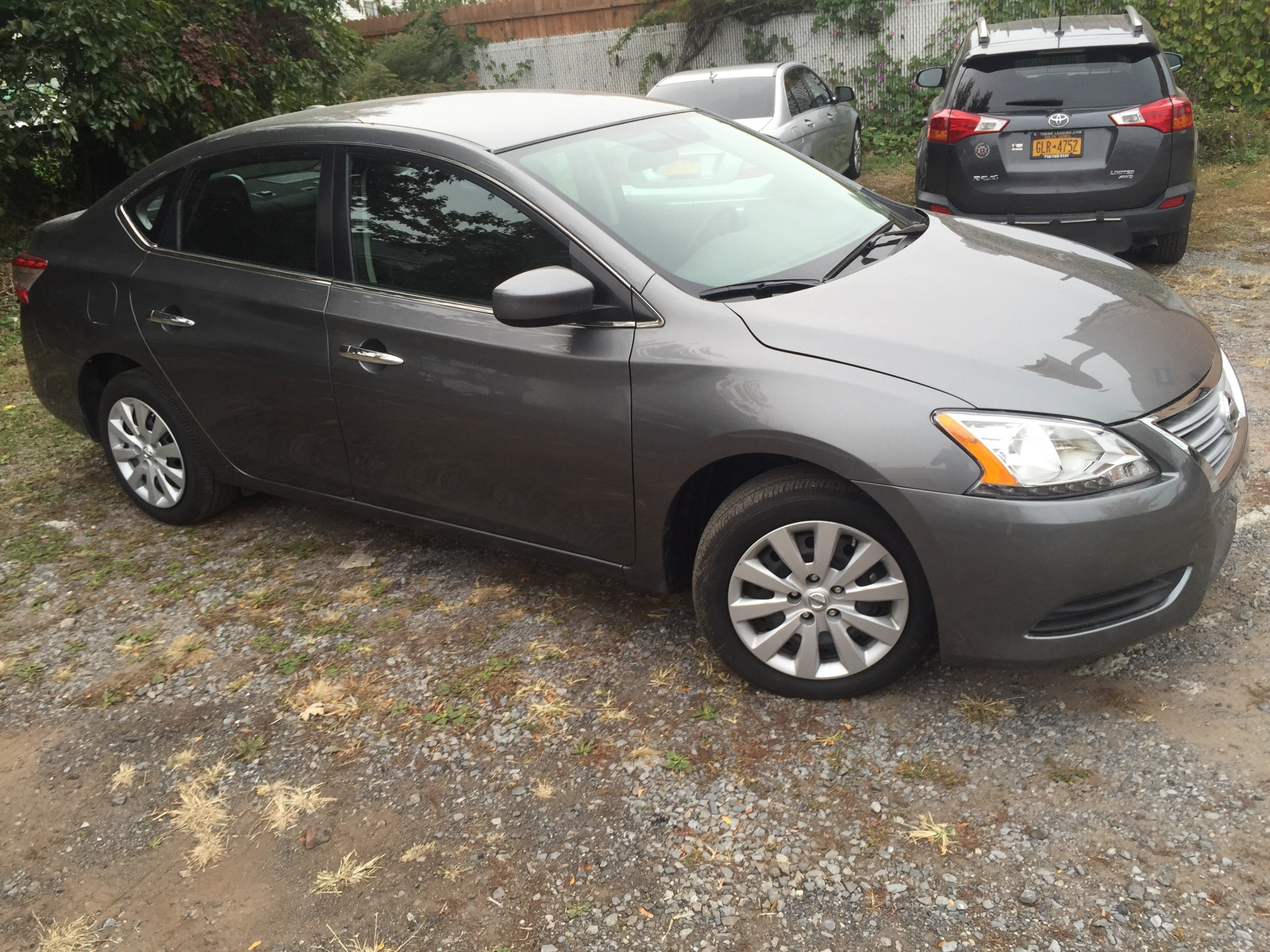 Picture of 2015 Nissan Sentra SL