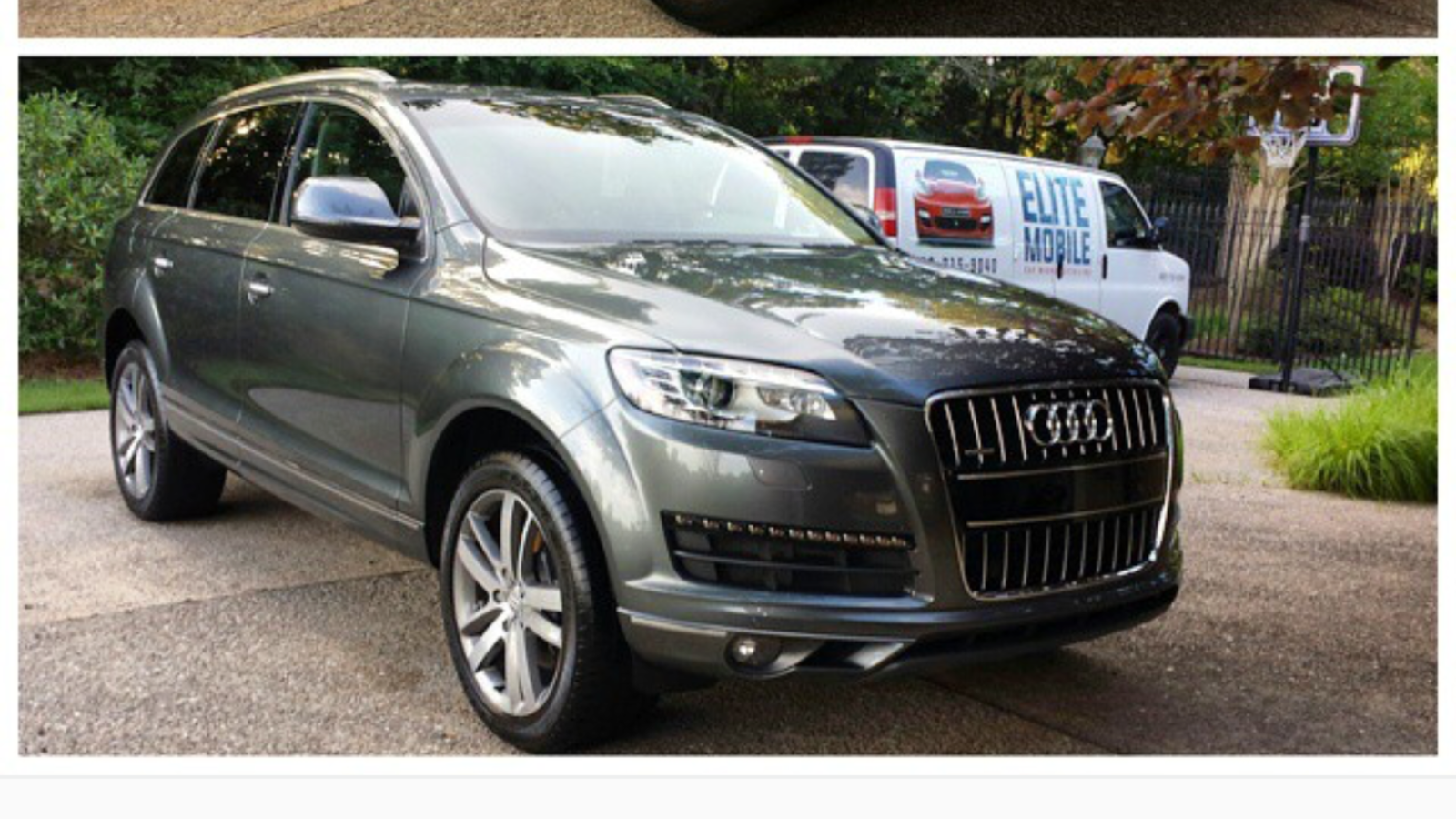 new 2015 2017 audi q7 for sale cargurus. Black Bedroom Furniture Sets. Home Design Ideas