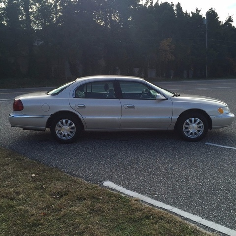 Picture of 1999 Lincoln Continental FWD