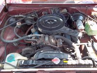 Picture of 1974 Plymouth Valiant, engine