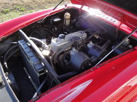 Picture of 1966 MG MGB Roadster, engine