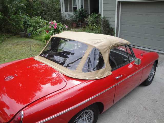Picture of 1966 MG MGB Roadster