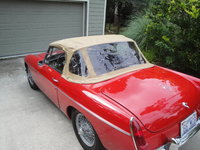 Picture of 1966 MG MGB Roadster, exterior