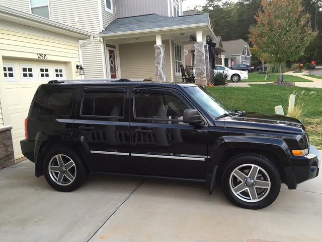 2007 Jeep Grand Cherokee Rocky Mountain Edition >> 2009 Jeep Patriot - Pictures - CarGurus