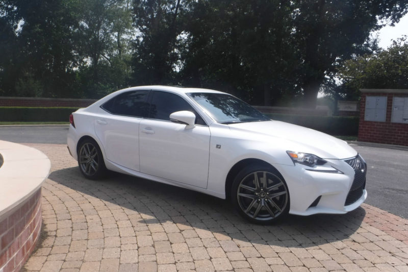 Picture of 2015 Lexus IS 350 AWD