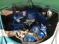 Picture of 1956 Volkswagen Beetle Hatchback, engine