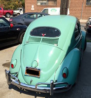 Picture of 1956 Volkswagen Beetle Hatchback, exterior