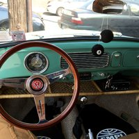 Picture of 1956 Volkswagen Beetle Hatchback, interior
