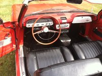 Picture of 1962 Chevrolet Corvair, interior, gallery_worthy