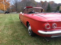 1962 Chevrolet Corvair Picture Gallery