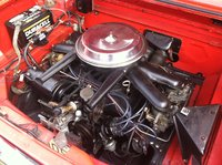 Picture of 1962 Chevrolet Corvair, engine