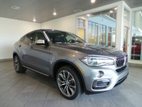 2016 BMW X6, Front-quarter view., exterior