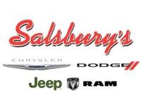 Salsbury's Chrysler Dodge Jeep Ram logo