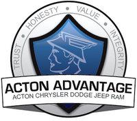 Acton Chrysler Dodge Jeep Ram logo