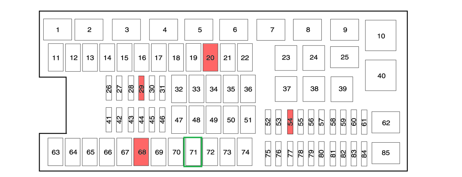 2004 Ford F250 Super Duty Fuse Box Diagram on ford f450 radio wiring diagram