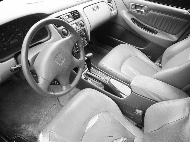 Picture of 1998 Honda Accord LX V6, interior