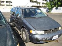 Picture of 1997 Nissan Quest 3 Dr XE Passenger Van, exterior
