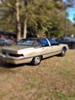 Picture of 1995 Buick Park Avenue 4 Dr STD Sedan