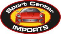 Sport Center Imports logo