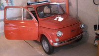 1975 Fiat 500 Overview